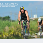 Triathalon Biking